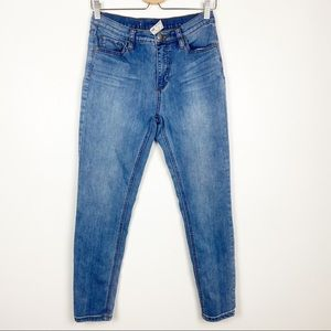 Free People | High Rise Skinny Jeans